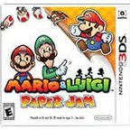 NINTENDO Nintendo 3DS Game MARIO AND LUIGI PAPER JAM