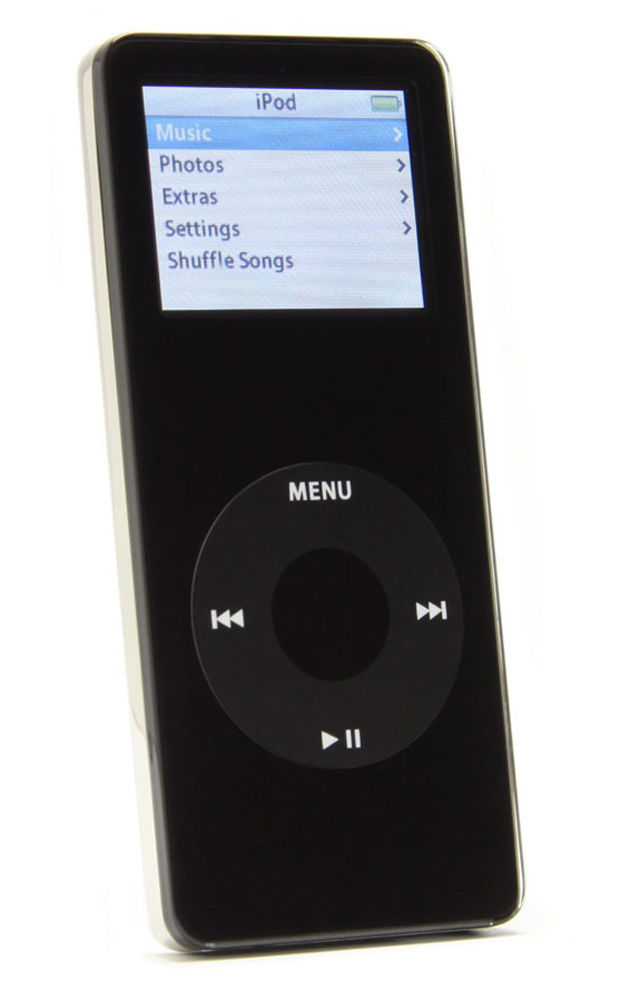 apple ipod ma099ll  a nano 2gb