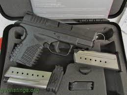SPRINGFIELD ARMORY Pistol XDS-9 3.3