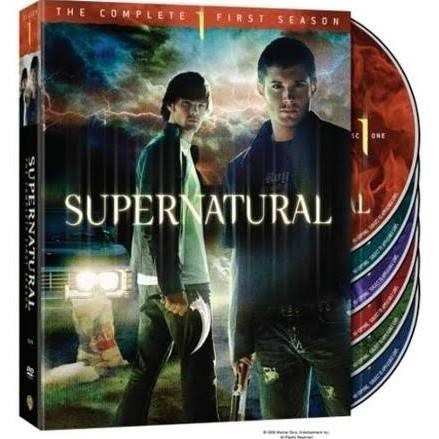 DVD BOX SET DVD SUPERNATURAL SEASON 1