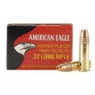 AMERICAN EAGLE AMMUNITION Ammunition 22 LR