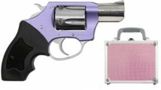 CHARTER ARMS Revolver UNDERCOVER LAVANDER (53849)