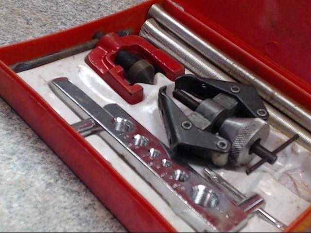 HARBOR FREIGHT TOOLS Misc Automotive Tool FLARING TOOL SET