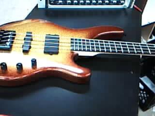 WASHBURN Bass Guitar SHB 60 Stu Hamm Signature Bass