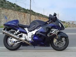 SUZUKI Motorcycle GSX1300RZ HAYABUSA