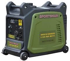SPORTSMAN Generator 3500 WATT INVTERTER GENERATOR