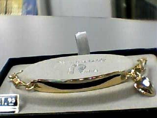 HADLEY ROMA Fashion Accessory ID BRACELET