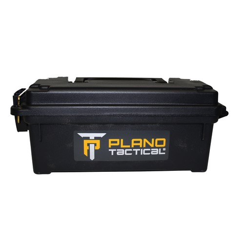 PLANO Gun Case TACTICAL SHOTGUN SHELL AMMO BOX