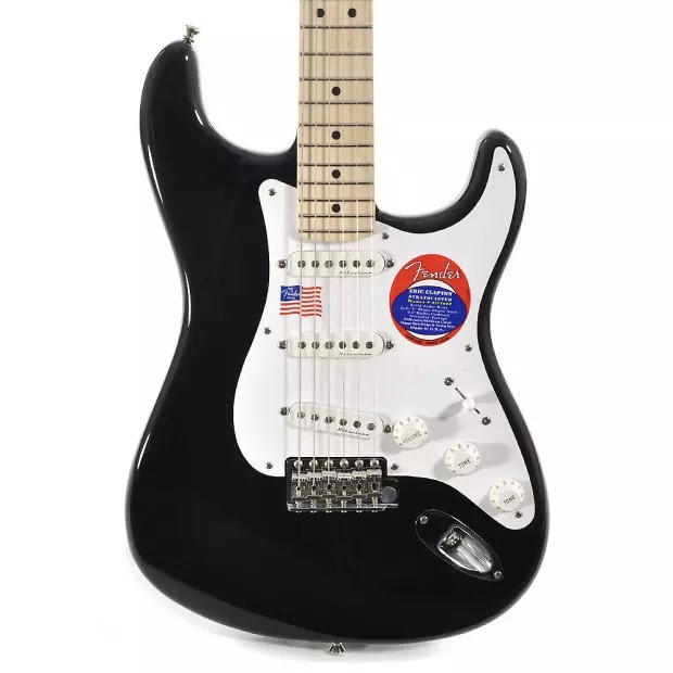 FENDER Electric Guitar STRATOCASTER BLACKIE ERIC CLAPTON