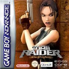 NINTENDO Nintendo GBA Game LARA CROFT TOMB RAIDER THE PROPHECY GBA