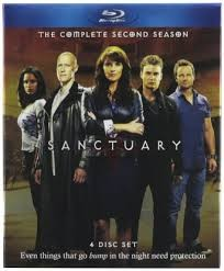 BLU-RAY BOX SET Blu-Ray SANCTUARY SEASON 2