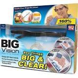 BIG Reading Glasses VISION GLASSES