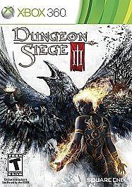 MICROSOFT Microsoft XBOX 360 Game DUNGEON SIEGE III