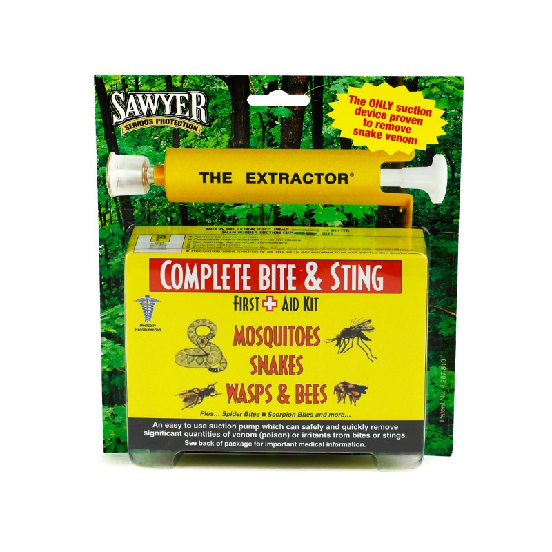 SAWYER Outdoor Sports EXTRACTOR AND BITE STING KIT