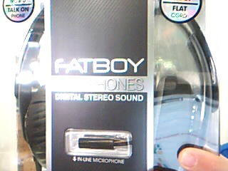 FAT BOY Headphones HO866