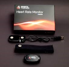 SPORT TRACKER Cell Phone Accessory HEART RACE MONITOR2