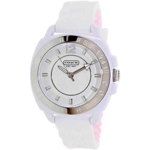 COACH Lady's Wristwatch SILICONE BOYFRIEND