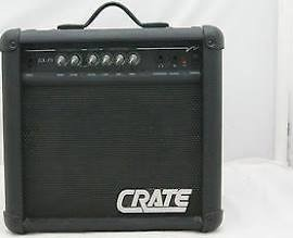 CRATE Electric Guitar Amp GX-15
