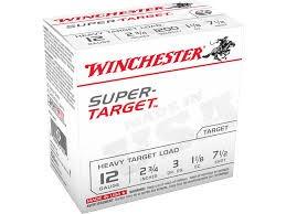 WINCHESTER Ammunition 12 GAUGE SUPER TARGET