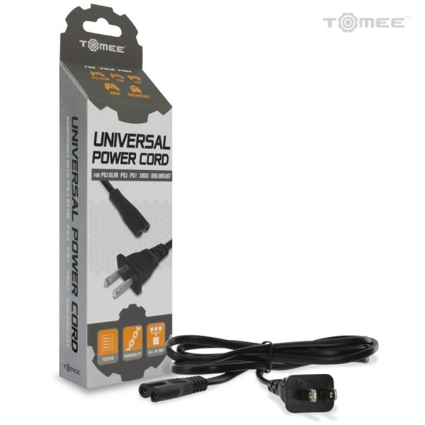 TOMEE Video Game Accessory M03904 UNIVERSAL POWER CORD