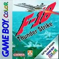 NINTENDO Vintage Game F-18 THUNDER STRIKE