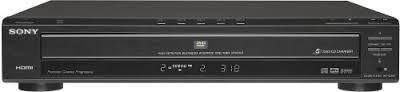 SONY DVD Player DVPNC85H