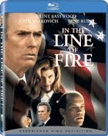 BLU-RAY MOVIE Blu-Ray IN THE LINE OF FIRE