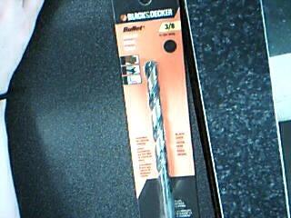 BLACK&DECKER Drill Bits/Blades 19110