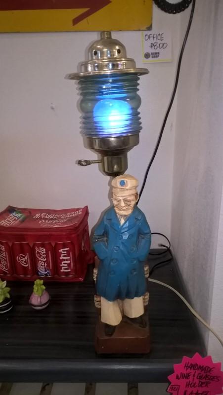 Light/Lamp SAILOR NIGHT LIGHT