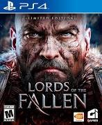 SONY Sony PlayStation 4 LORDS OF THE FALLEN
