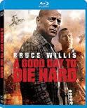 BLU-RAY MOVIE Blu-Ray A GOOD DAY TO DIE HARD