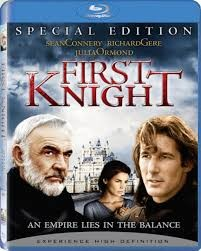 BLU-RAY MOVIE FIRST KNIGHT