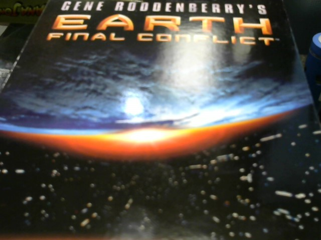 DVD BOX SET DVD EARTH FINAL CONFLICT