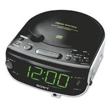 SONY Tuner DREAM MACHINE ICF CD815