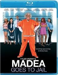 BLU-RAY MOVIE Blu-Ray MADEA GOES TO JAIL