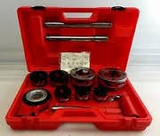 CENTRAL FORGE Level/Plumb Tool PIPE THREADING KIT 94098