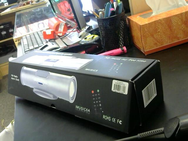 MEIDIO IPOD/MP3 Accessory IMUSIC6A