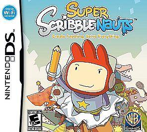 NINTENDO Nintendo DS Game SCRIBBLENAUTS