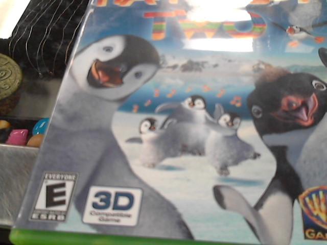 MICROSOFT Microsoft XBOX 360 Game HAPPY FEET TWO