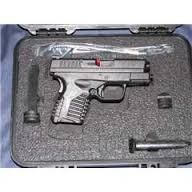 SPRINGFIELD ARMORY Pistol XDS93340BE