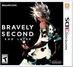 NINTENDO Nintendo 3DS Game 3DS BRAVELY SECOND END LAYER