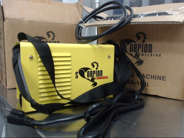 SCORPION WELDING Wire Feed Welder MINI-160I