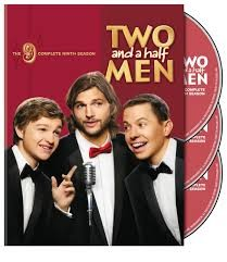 DVD BOX SET DVD TWO AND A HALF MEN THE COMPLETE NINTH SEASON