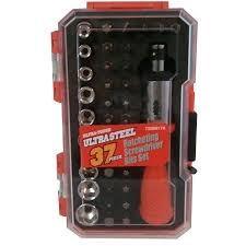 ULTRA STEEL Sockets/Ratchet TS99817A