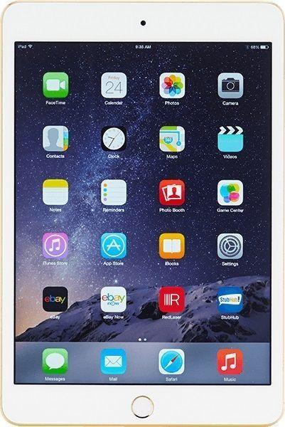 APPLE Tablet IPAD MINI 3 MGYE2LL/A