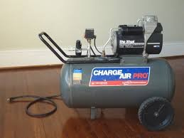 DEVILBISS Air Compressor CHARGE AIR PRO
