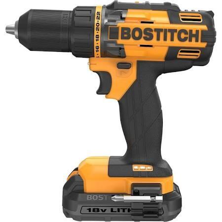 BOSTITCH Cordless Drill BTC401LB