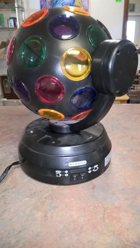 GOLDMEN ELECTRONIC Miscellaneous Toy DISCO BALL