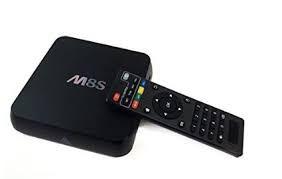 KODI Modem/Router OTT TV BOX 4K HEVC TV BOX MEDIA STREAMER