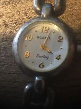 FOSSIL Lady's Wristwatch SV-5012